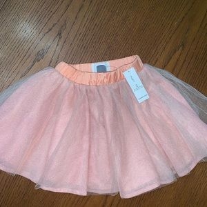 Old Navy NWT sparkly skirt 2T